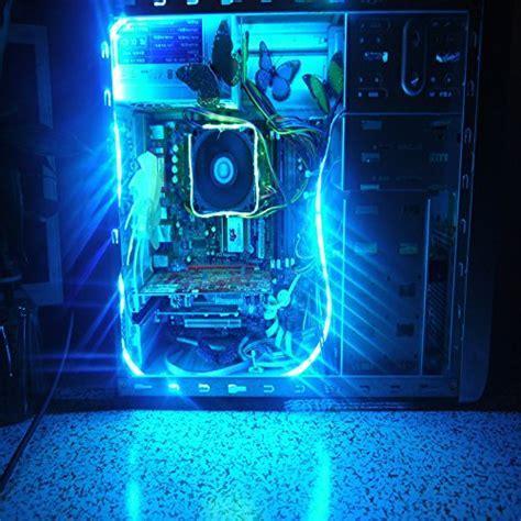 eTopxizu Computer RGB LED Light Strip with Remote control
