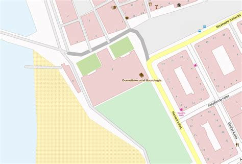 san sebastian sehenswürdigkeiten san sebasti 195 161 n stadtplan mit satellitenbild und hotels