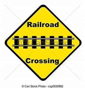 Rail Road Crossing Clipart | Clipart Panda - Free Clipart ...
