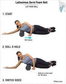 For Your Latissimus Dorsi Exercises