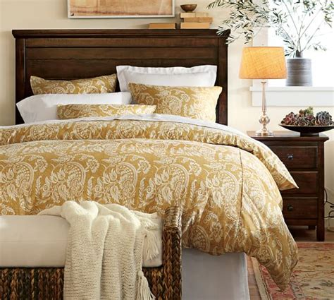 pottery barn duvet covers alessandra floral reversible duvet cover sham pottery barn