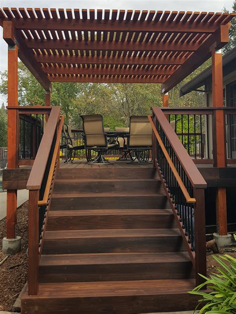 americana thermally modified wood decking deck supply