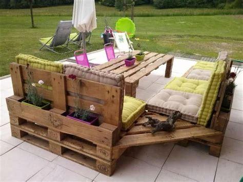unique pallet furniture ideas   home  patio
