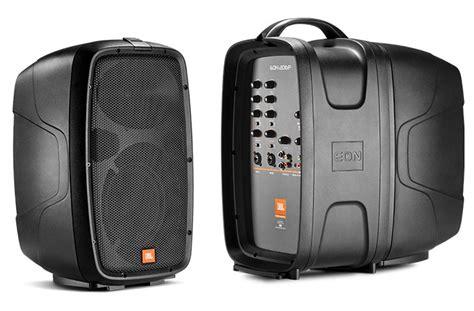 Jbl Eon206p Portable 6.5