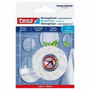 Tesa Powerbond Outdoor : tesa powerbond montagetape waterproof wit 1500x19 mm tape gereedschap ~ Frokenaadalensverden.com Haus und Dekorationen