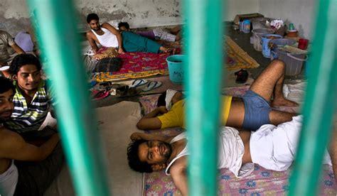 rehabilitation  indias tihar jail   york times