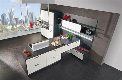 plan cuisine design une cuisine au design géométrique inspiration cuisine