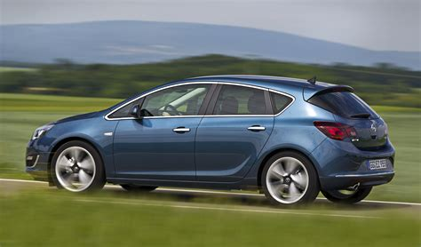Opel Astra 1 6 by Opel Astra 1 6 Liter Sidi Turbo 170hp And 280nm