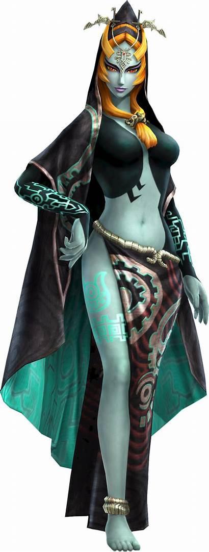 Midna Twili Zelda Legend Midona Hyrule Warriors