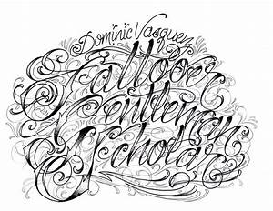 59 best tattoo lettering images on pinterest tattoo With tattoo template generator