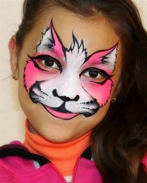 katze schminken fasching schminktipps karneval 40 ideen f 252 r kinderschminken