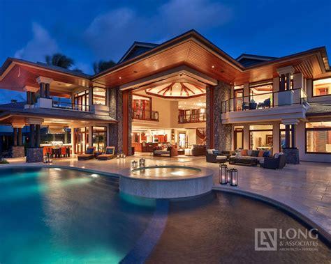 hawaii architects  interior design longhouse design