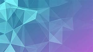 Abstract Geometric Triangles Background Violet Stock ...