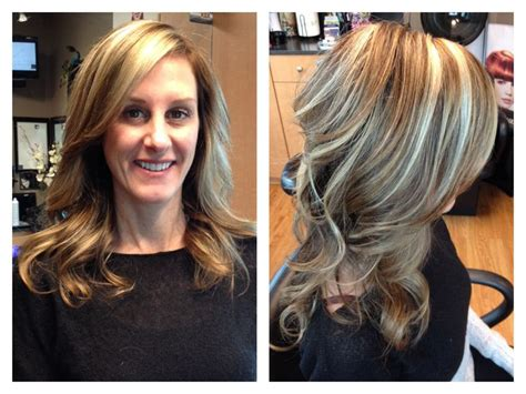 light brown with blonde highlights light brown hair with blonde highlights hair by melissa
