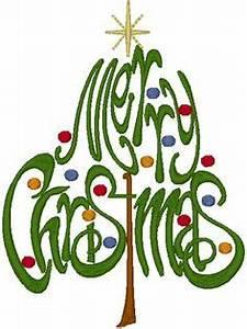 Contemporary Christmas Clipart (50+)