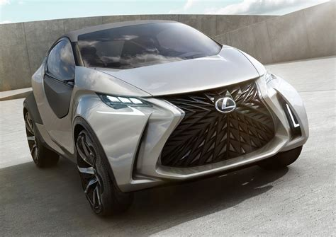 This Is Lexus' New Lf-sa Subcompact Concept