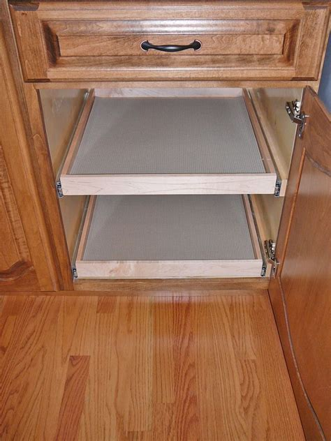 Sliding Drawers For Cabinets by Kitchen Islands With Large Drawers Oak Flooring And