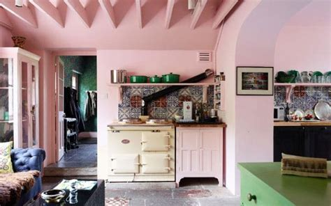 green and pink kitchen colour crush emerald green with pink robinson 3959