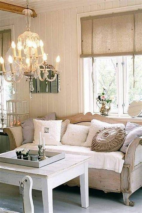 modern shabby chic decorating ideas chic living room decor