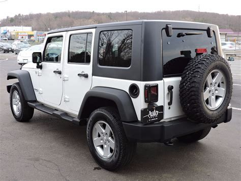Used 2010 Jeep Wrangler Unlimited Islander At Auto House