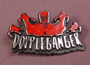 Clip On Pin Badge Accessory That Came With Doppelganger ...