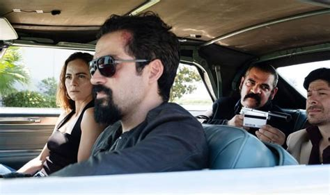 Queen of the South cast rejoice as Javier star lands huge ...