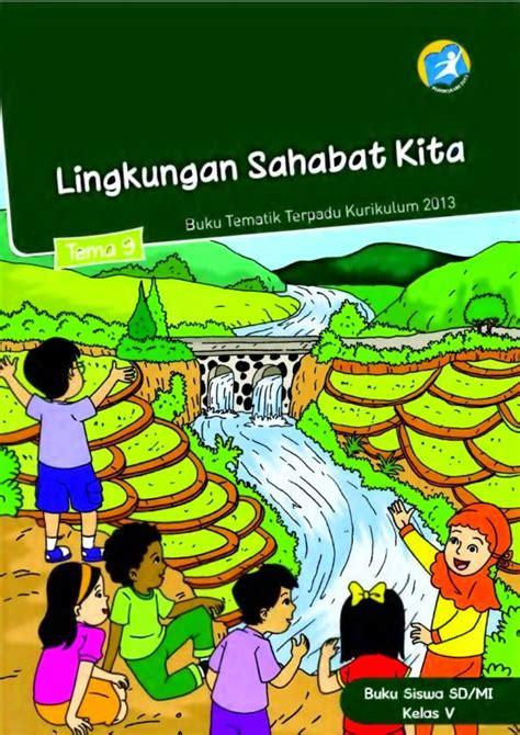 buku tematik terpadu kurikulum  kelas  sd kumpulan