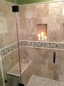 floor and decor warehouse travertine shower traditional bathroom los angeles