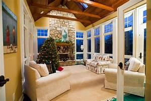 Four, Season, Porch, Furniture, Ideas
