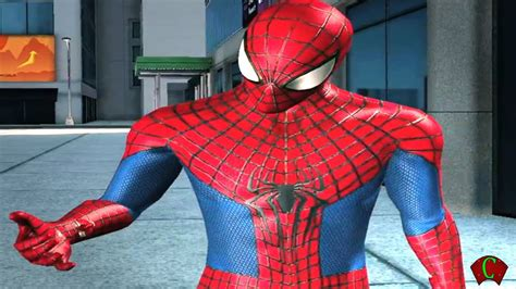 amazing spider man  game ios android windows phone