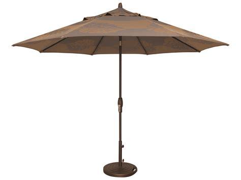 Treasure Garden Patio Umbrellas by Treasure Garden Market Aluminum 11 Octagon Auto Tilt