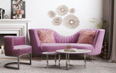 eva sofa tov   blush velvet  tov furniture woptions