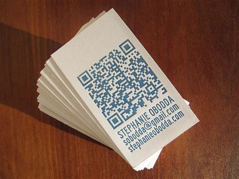 30 Creative Qr Code Business Cards Visiting Card In Indesign Interior Design Business Images Print Word Washington Journal Rate Create 2010 For Job Seeker Sample What Is A Called Spanish Cards With 2013