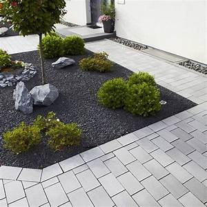 Pflaster Ideen Garten : vorgarten ideen modern nowaday garden ~ Lizthompson.info Haus und Dekorationen