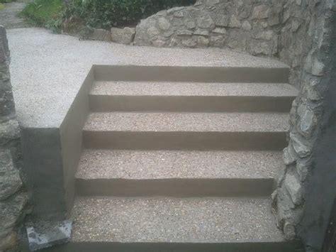 finition escalier beton exterieur escalier beck s 233 bastien 224 auneuil