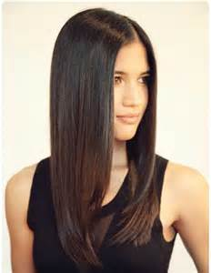 2017 Long Straight Hairstyles