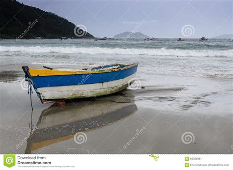 Old Boat On Beach Images by Fishing Boat Stock Photo Image 65359981
