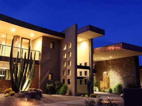 House Exterior Design Lighting Designs