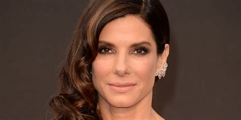 Sandra Bullock On The One Thing She Would Tell Her Younger ...
