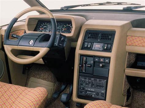 renault espace interior curbside classic 1984 renault espace la monospace est