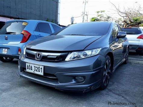 Buy used honda civic from auctionexport.com. Used Honda Civic | 2014 Civic for sale | Paranaque City ...