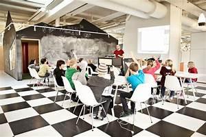 Aprender En Espacios Divertidos  U2013 Vittra School
