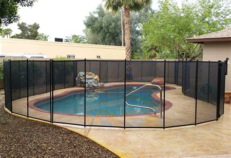 Safety Pool Fence Gallery