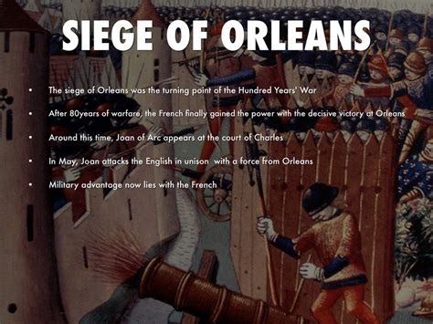 the siege of orleans hundred year war by irene womber