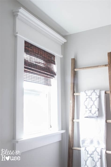 simple steps  upgrade  basic window blesser house