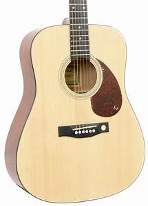 Tenson 502210 acoustic guitar (player pack)