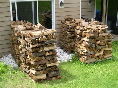 cord of firewood the chore of stacking firewood new england s narrow road