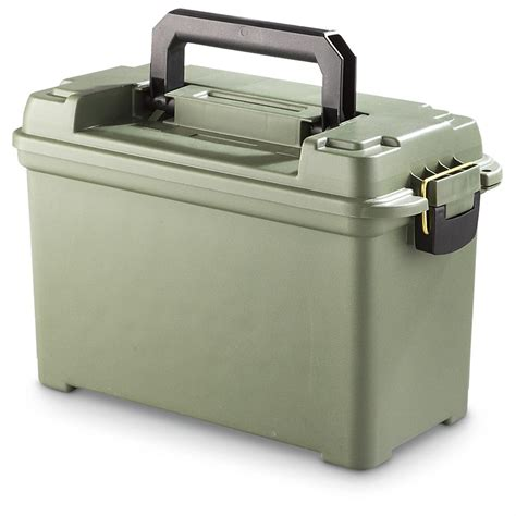 Plano 3664 Ammo Box  579530, Ammo Boxes & Cans At