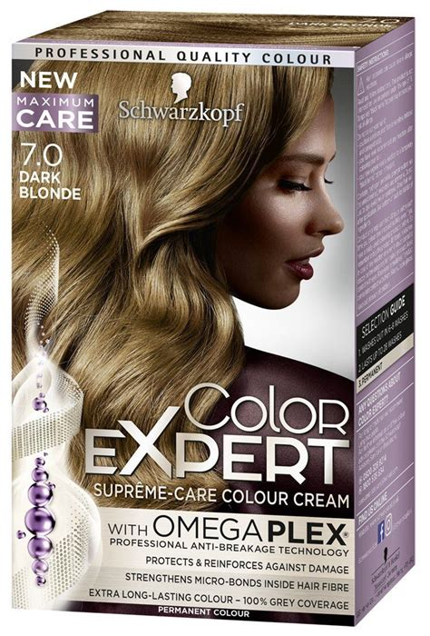 color experts schwarzkopf color expert omegaplex hair dye all shades