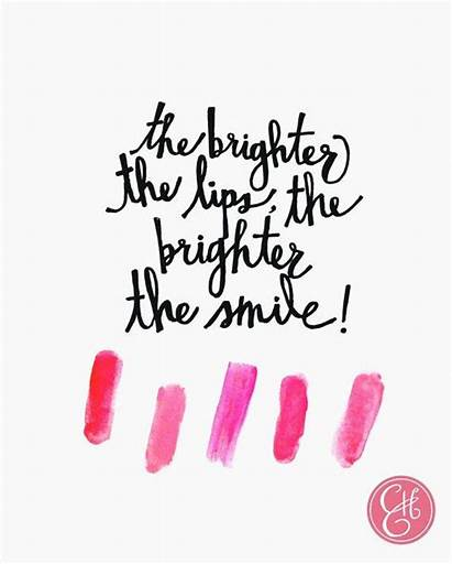 Lipstick Quotes Makeup Lip Beauty Lips Kay
